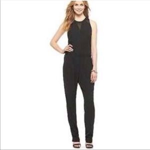 Mossimo Target Black Jumpsuit Size S/P
